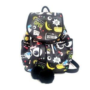 5845e17b61 Dream Control. Dream Control Vegan Backpack. NWT